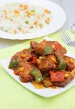 fish manchurian recipe, chili fish