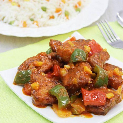 fish manchurian recipe, chili fish