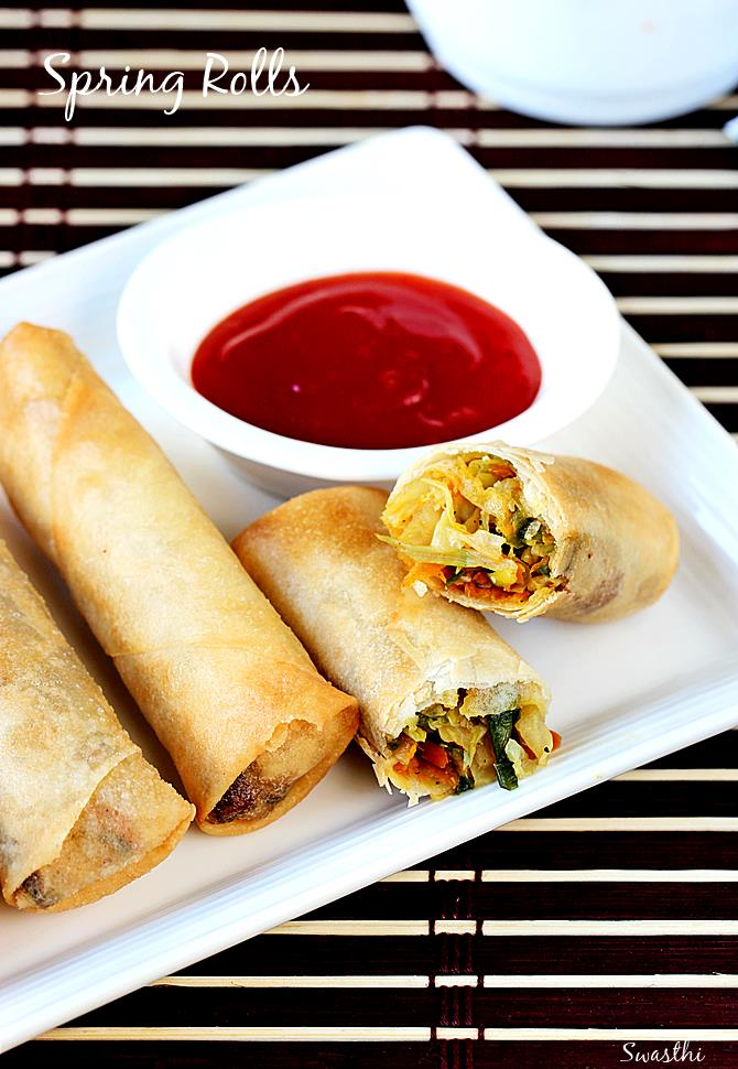 How to Make Spring Roll Wrappers recommend