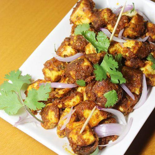 paneer amritsari recipe