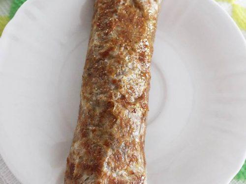 sweet paratha rolls recipe