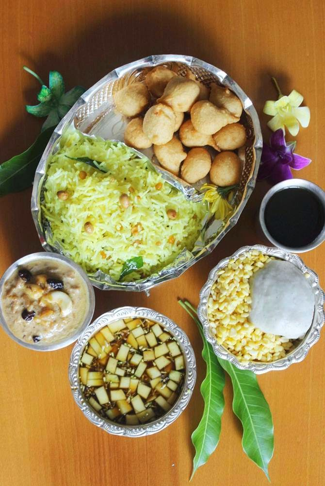 UGADI pachadi recipe ugadi recipes