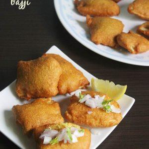 aratikaya bajji recipe