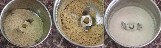 poppy seeds paste for gongura chicken