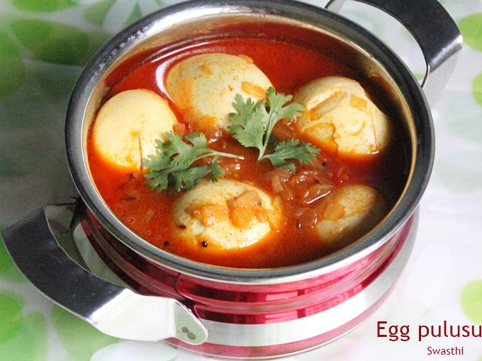 egg pulusu