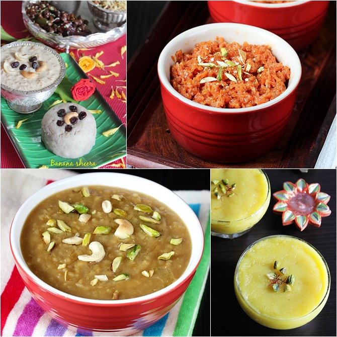 ganesh chaturthi halwa recipes