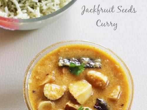 jackfruit seeds kurma curry recipe