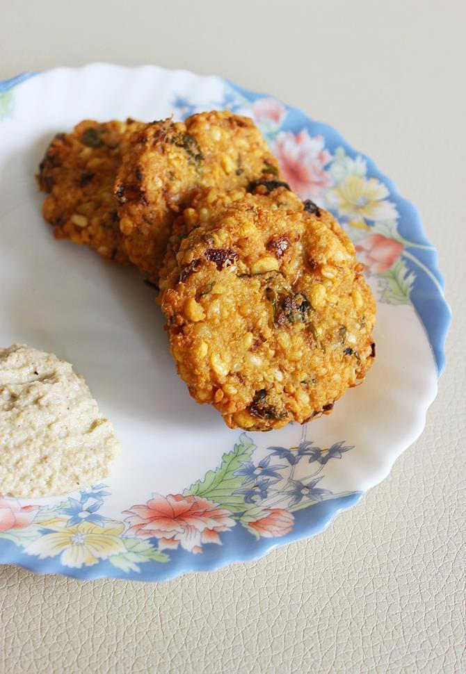 dal vada recipe using chana dal