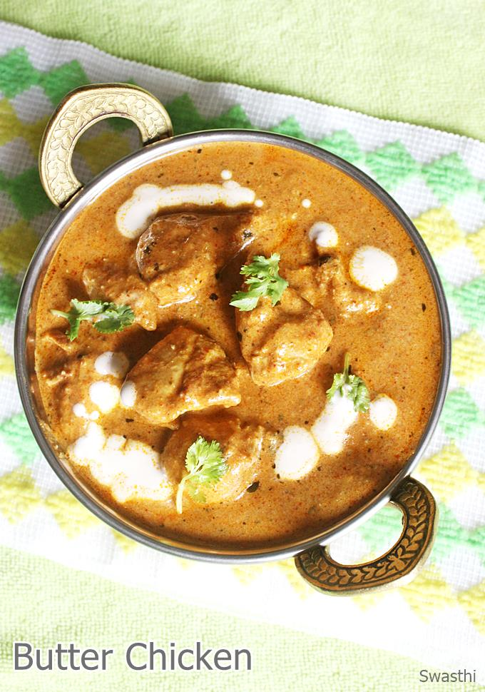 Butter Chicken Recipe How To Make Butter Chicken Indian Butter