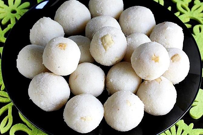 Ladoo recipes 34 easy ladoo recipes laddu recipes for diwali coconut ladoo recipes forumfinder Choice Image