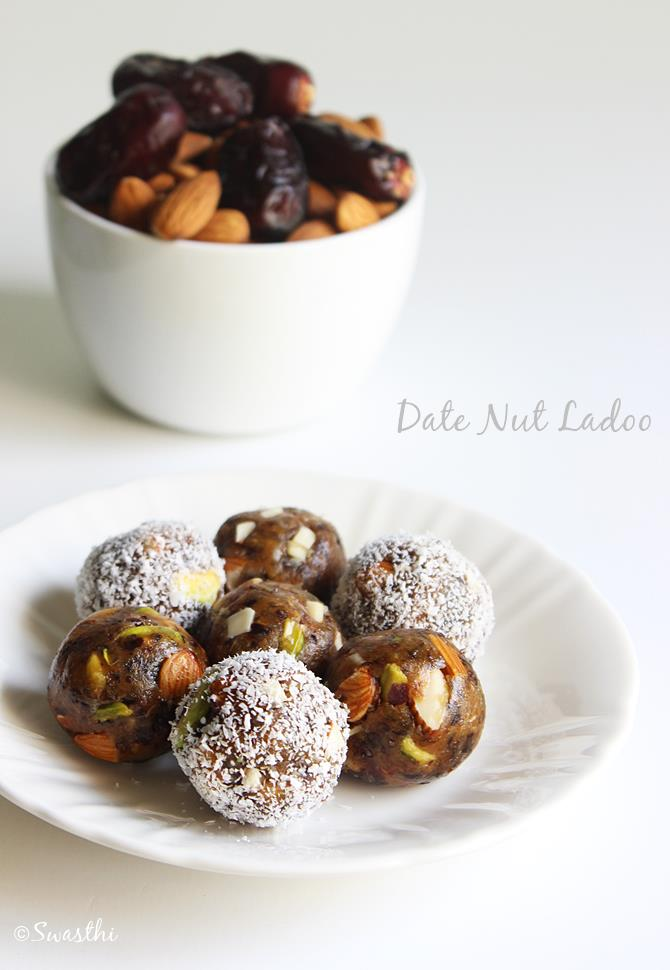 dates nuts ladoo