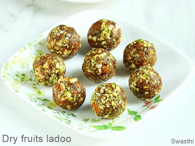 dry fruits laddu