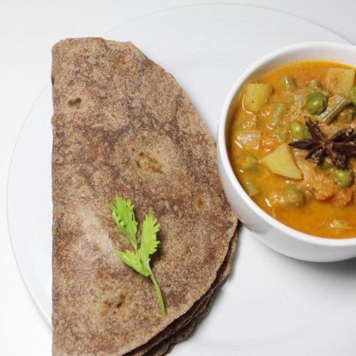 multigrain roti recipe
