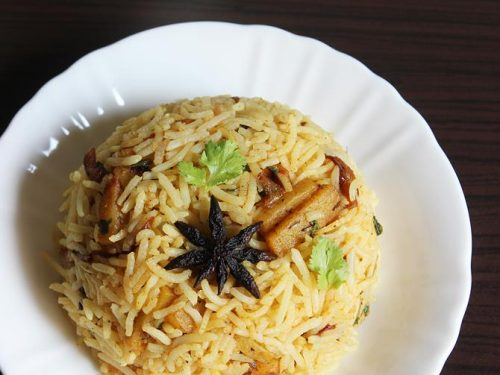 potato rice recipe