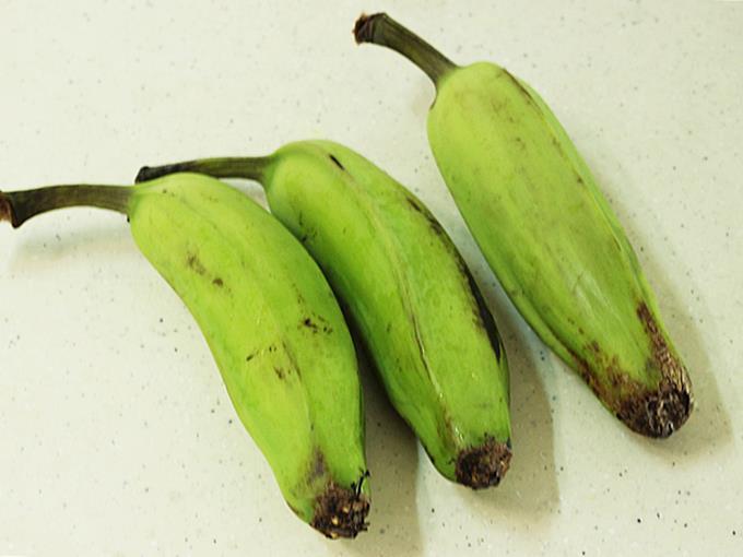 raw banana recipes