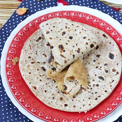 Bobbatlu or Puran poli recipe