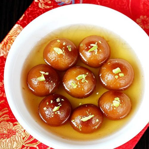 diwali sweets recipes - gulab jamun