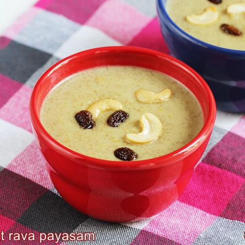 diwali sweets recipes wheat rava payasam