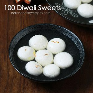 diwali sweets recipes