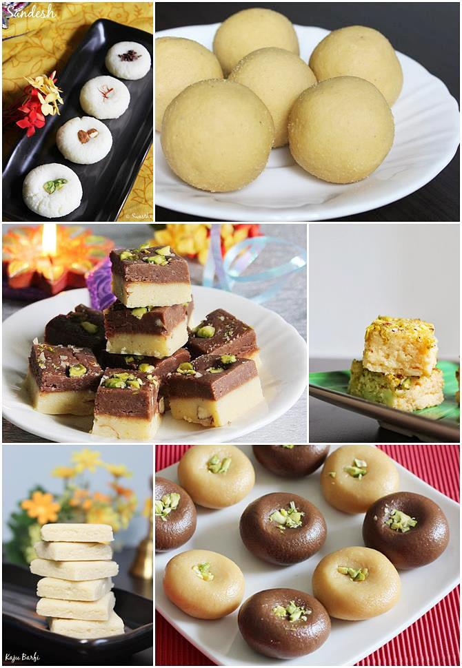 Food Diwali Recipes
