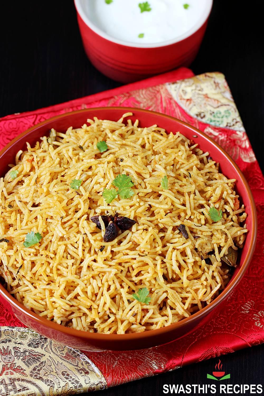 Biryani rice (Kuska rice)