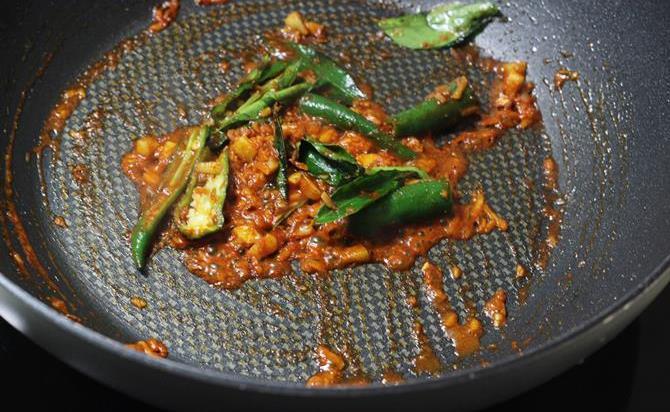 thickened sauce seasoning