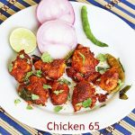 chicken 65 recipe