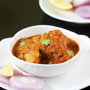 Chicken curry recipe | How to make chicken curry without coconut