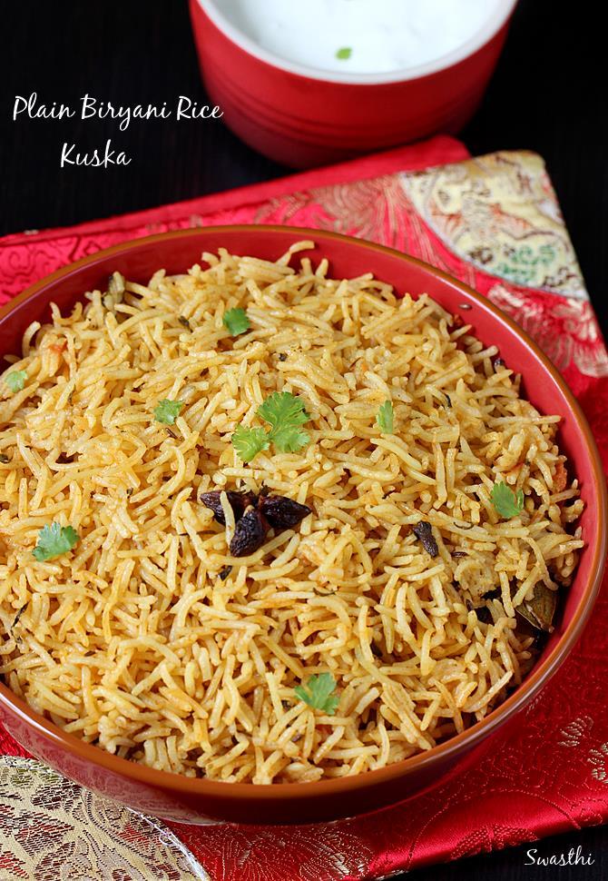 kuska rice recipe