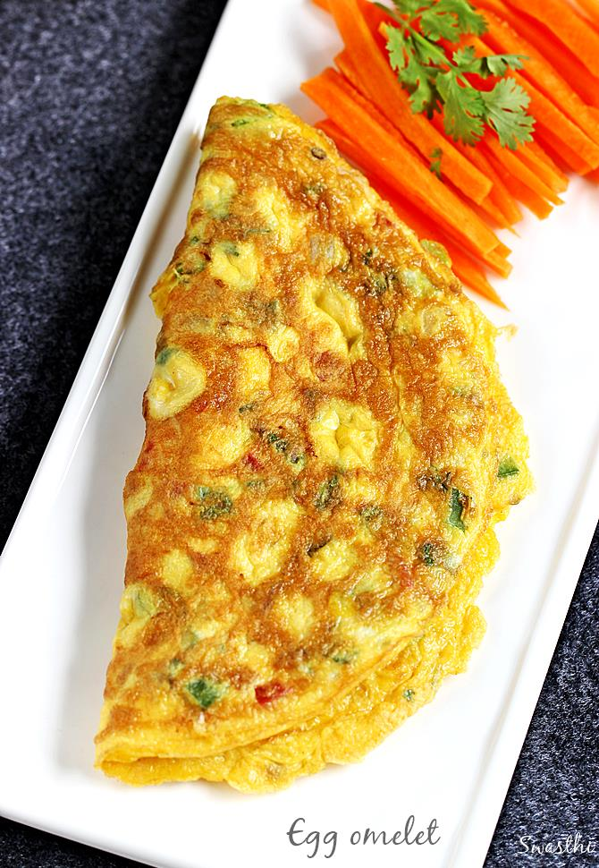 6 Omelette Recipes How To Make Omelette Egg Omelet Recipes