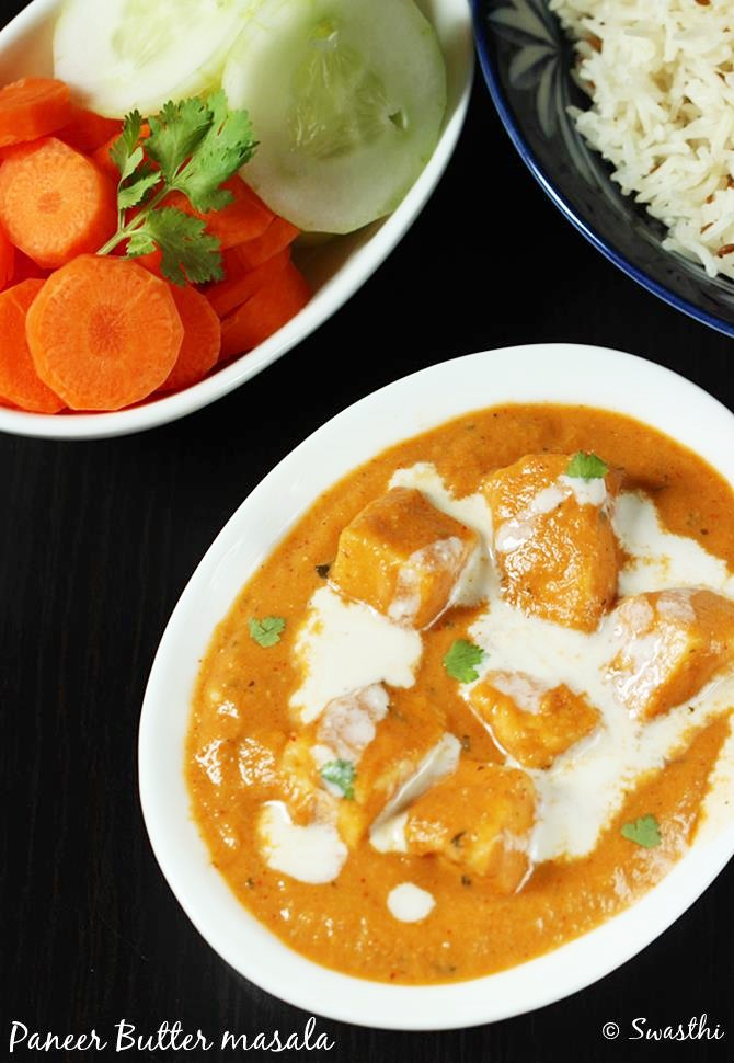 Paneer butter masala recipe video how to make paneer butter masala paneer butter masala restaurant style forumfinder Gallery