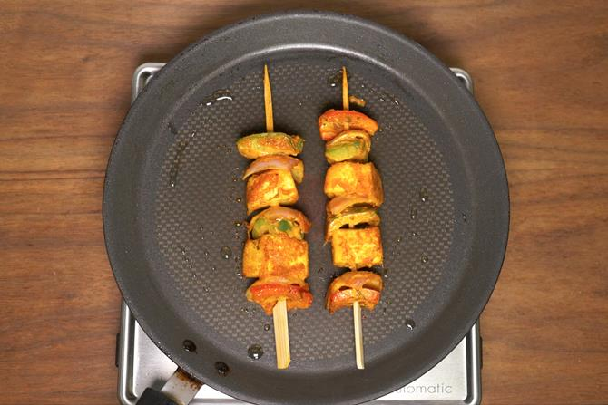 grill evenly