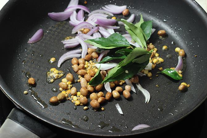 Add green chilis