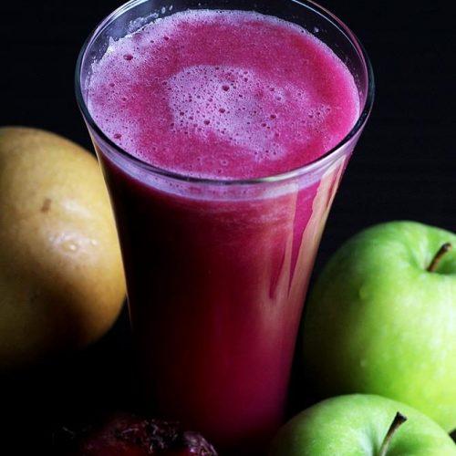 Beetroot apple smoothie - The best beetroot smoothie