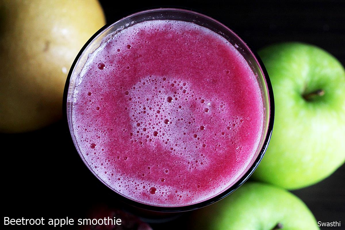 beetroot smoothie recipe