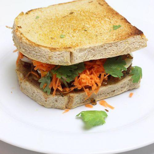 Egg sandwich recipe | 5 ways to make egg sandwich