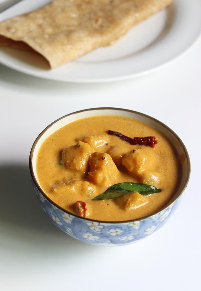 pumpkin curry or kootu
