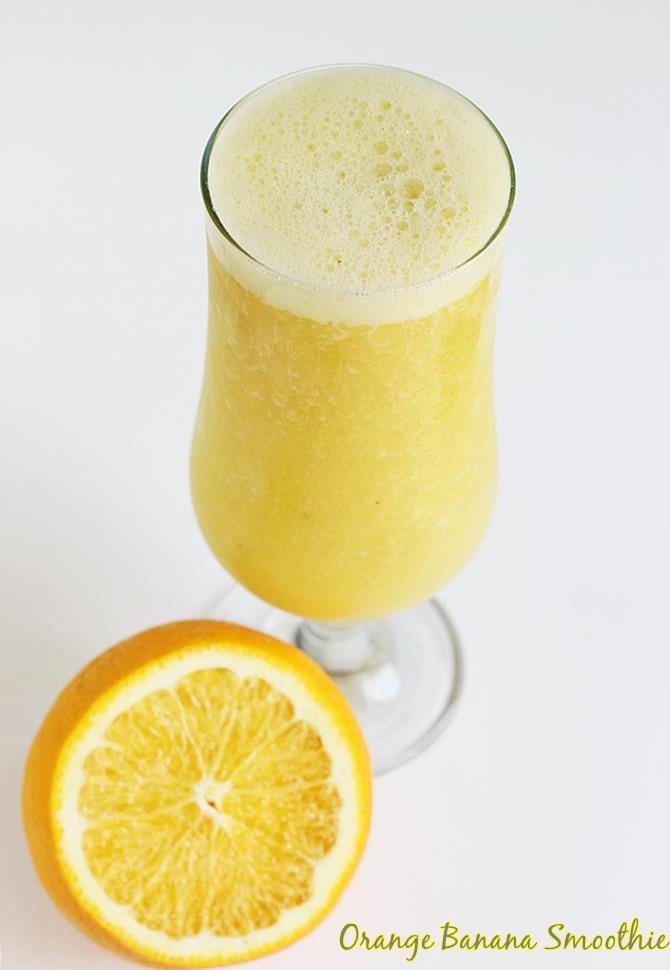 orange banana smoothie recipe-2
