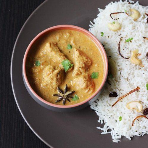 Chicken kurma recipe | How to make chicken kurma