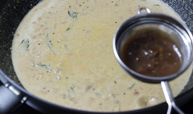 tamarind pulp for bagara baingan