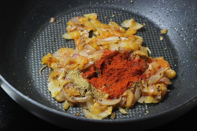 spice powders