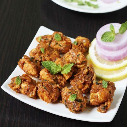 Lemon chicken recipe | Easy Indo chinese chicken starter recipe