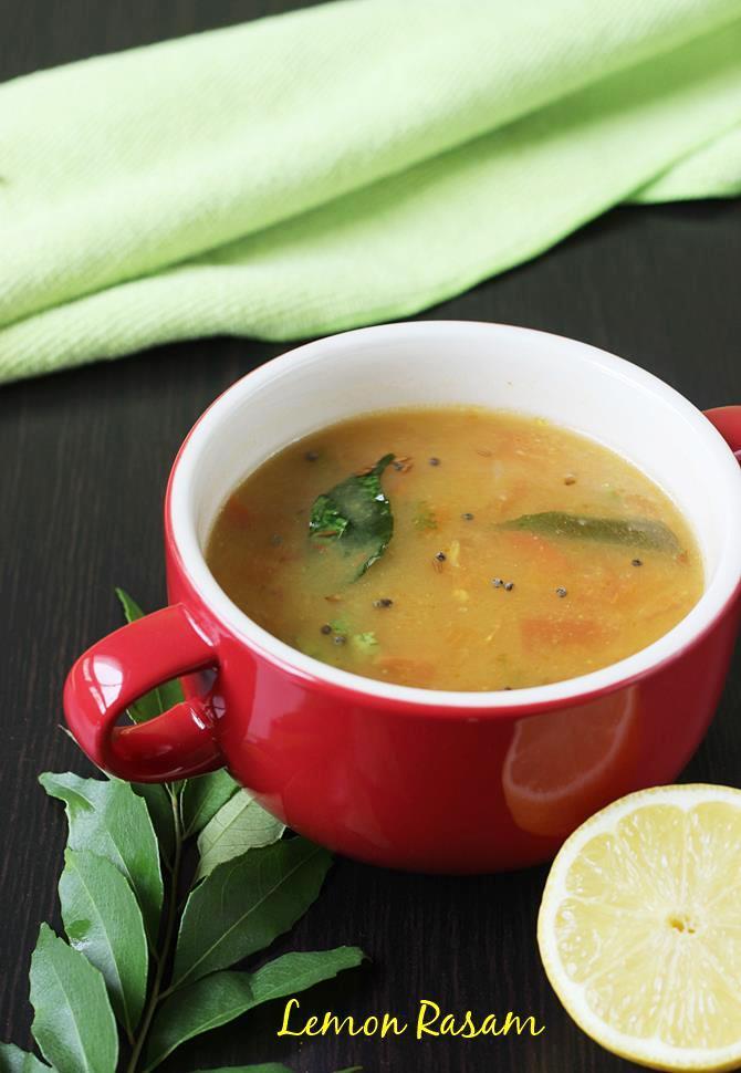 lemon rasam recipe swasthis recipes