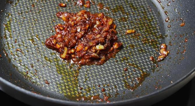 frying sauce for schezwan chicken fried rice recipe