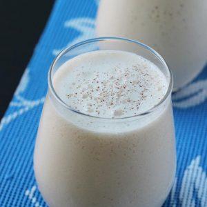 Apple milkshake recipe | How to make apple milkshake
