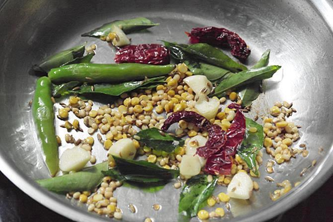 addition of cumin for beetroot chutney recipe