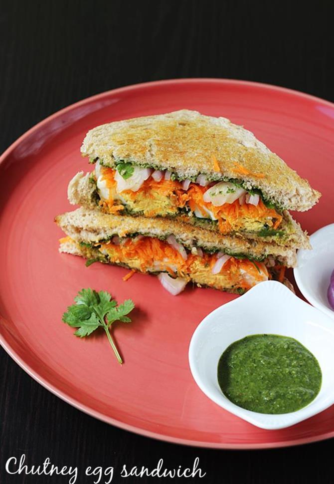 Chutney egg sandwich recipe easy egg sandwich recipes chutney egg sandwich recipe forumfinder Images