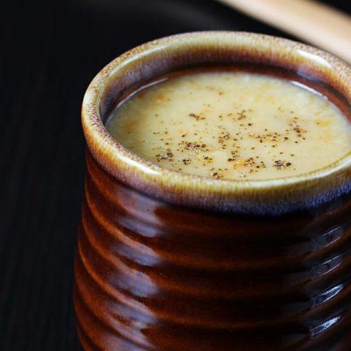 moong dal soup | dal soup recipe (nourishing soup)