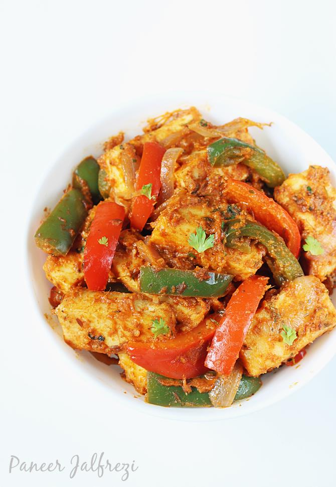paneer jalfrezi swasthis recipes