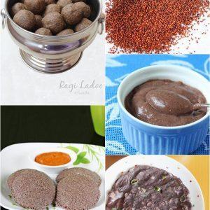 Ragi recipes | 21 Nachni Recipes | Finger millet Recipes